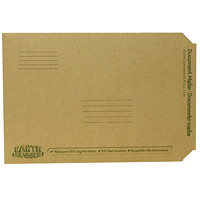 Enveloppes pour photos et documents Earth Hugger, papier kraft, 9 po x 12 po, emb. de 24