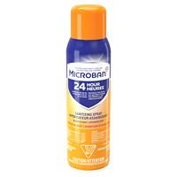 Désinfectant et assainisseur en vaporisateur Microban 24 heures, parfum d'agrumes, 425 g