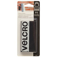 Velcro Extreme Outdoor Strip Fasteners, Black, 4