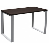 HDL Innovations Table Desk with Loop Legs, Evening Zen, 48