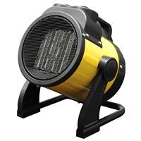 Royal Sovereign Heavy-Duty Utility Heater, Black/Yellow