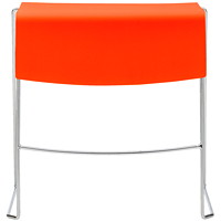 Global Duet Multi-Purpose Stacking Table, Carrot