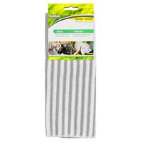 Kodiak Microfibre Drying Cloth, White/Grey, 13 7/10