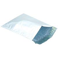 Enveloppes matelassées en poly XPAK, nº1, blanc, 71/4po x 111/4po, caisse de 100