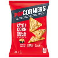 Croustilles de maïs soufflé PopCorners