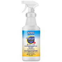 Bouteille à vaporisateur de désinfectant Germ Buster zytec, 946ml
