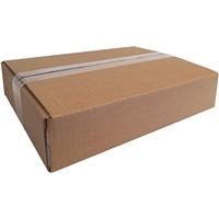 Edge Flat Shipping Boxes, Kraft, 11 3/4
