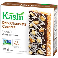 Kashi Layered Granola Bars, Dark Chocolate Coconut, 32 g, 5/BX