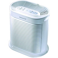 Honeywell HPA104C True HEPA Air Purifier with Allergen Remover for Medium Room, White