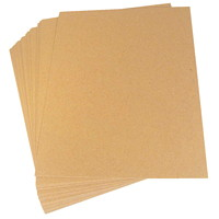 Crownhill Envelope Stiffener Boards, Kraft, 8 1/2
