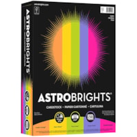 ASTROBRIGHTS 65# COVER