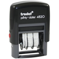 Trodat Self-Inking French Dater