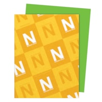 Neenah Astrobrights Martian Green Paper, Letter-Size, FSC And Green Seal Certified, 24 lb., Ream