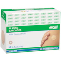 Pansements circulaires en plastique SAFECROSS