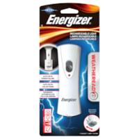 Lampe de poche à DEL rechargeable Weatheready Energizer (RCL1NM2WR), blanc