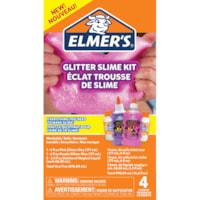 Trousse de slime à paillettes sucette Elmer's, rose et mauve