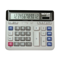 Victor 12-Digit Desktop Calculator