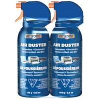 Emzone Air Dusters, 100 g, 2/PK