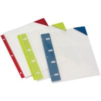 Oxford Retractable Binder Pockets, 3/Pk