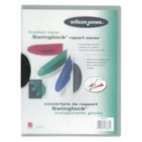 Wilson Jones Swinglock Report Covers