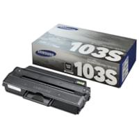 Cartouche de toner à rendement standard Samsung MLT-D103S (SU732A), noir