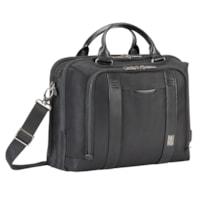Travelpro Crew Executive Choice 2 Pilot Under-Seat Brief Bag, Black