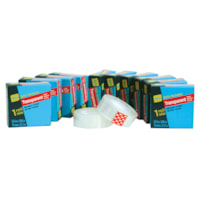 Seal-It Transparent Tape Refill, Glossy Finish, 3/4