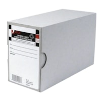 Acco Arch File Binding Cases, Grey, #5, Prescription-Size