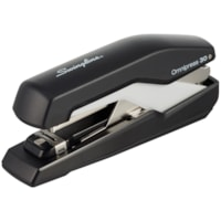 Swingline Supreme Omnipress SO30 Low-Force Stapler, Black/Grey