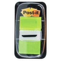 Post-it Standard Flags, Bright Green, 1