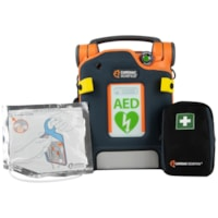 Cardiac Science Fully Automated G5 Automated External Defibrillator (AED) Kit