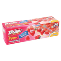 Titan Seal Zipper Storage Bags