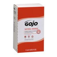 Nettoyant abrasif pour les surfaces et les mains Natural Orange PRO TDX Gojo, 2 000 ml, caisse de 4