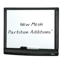 Fellowes Partition Additions Mesh Dry-Erase Board