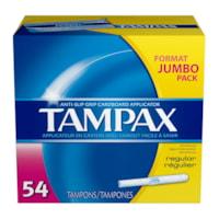Tampax Original Regular Tampons