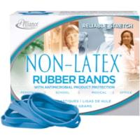 Bandes élastiques antimicrobiennes sans latex Alliance, nº 64, boîte de 1/4 lb