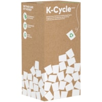 Keurig K-Cycle K-Cup Pod Commercial Recycling Program Box, Large, 400 K-Cup Capacity