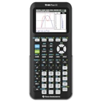 Texas Instruments TI‑84 Plus CE Full-Coloured Graphing Calculator