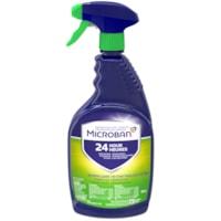 Nettoyant pour salle de bain Microban 24 heures, parfum frais, 946 ml