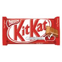 Barres de chocolat Kit Kat Nestlé, 45 g, boîte de 48