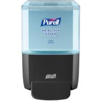 Purell ES4 Push Style Hand Soap Dispenser, Graphite, 1,200 mL Capacity
