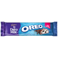 Cadbury Dairy Milk Oreo Chocolate Bars, 38 g, 12/CS