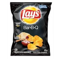 Lay's Potato Chips, Bar-B-Q, 40 g, 40/CT
