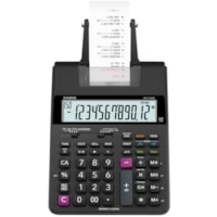 Casio HR-170RC Printing Calculator, Black
