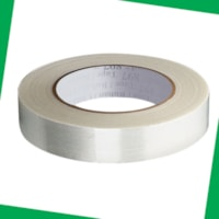 Scotch Filament Reinforced Tape, Clear, 18 mm x 55 m