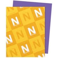 Papier Astrobrights Neenah, raisin gravité, format lettre, certifié FSC et Green Seal, 24 lb, rame