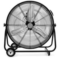 Ventilateur tambour utilitaire 24 po Ecohouzng, noir
