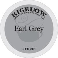 Dosettes K-Cup de thé Bigelow, thé noir Earl Grey, boîte de 24