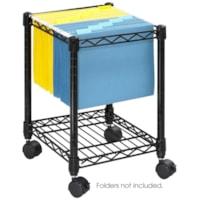 Safco Mobile File Cart, 15 1/2