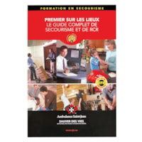 St. John Ambulance First On The Scene First Aid Manual, French